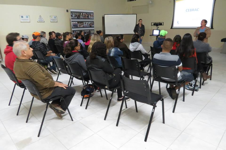 Palestra A Importância do Networking